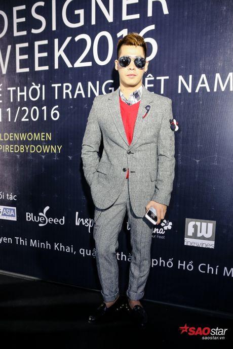#day1: Kelbin Lei dien tui GucciGhost, Xuan Lan cung Do Manh Cuong an tuong tai tham do VDFW - Anh 10