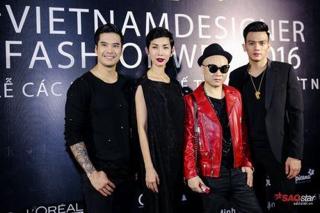 #day1: Kelbin Lei dien tui GucciGhost, Xuan Lan cung Do Manh Cuong an tuong tai tham do VDFW - Anh 4