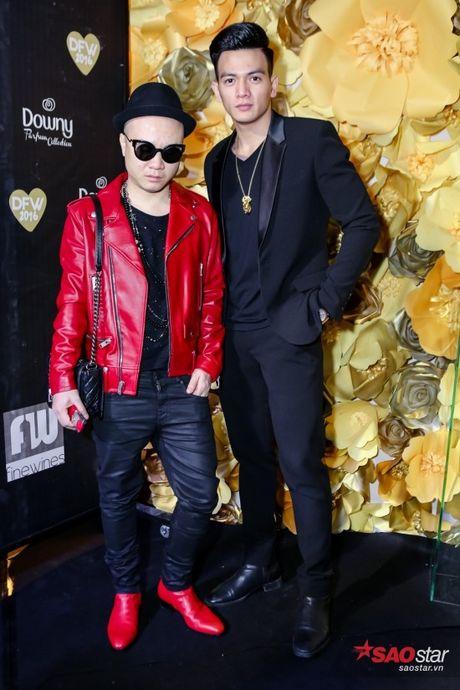 #day1: Kelbin Lei dien tui GucciGhost, Xuan Lan cung Do Manh Cuong an tuong tai tham do VDFW - Anh 5