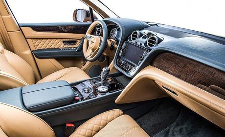 Bentley trieu hoi SUV sieu sang Bentayga - Anh 1