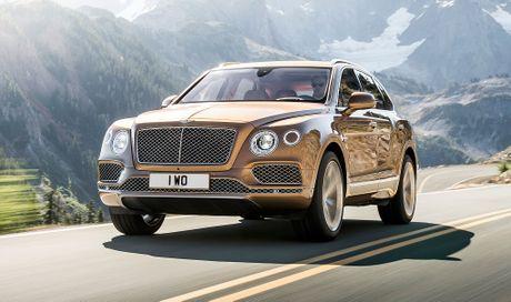 Bentley trieu hoi SUV sieu sang Bentayga - Anh 2