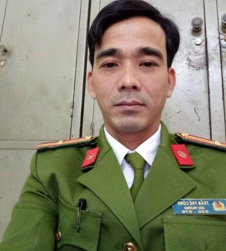 Ninh Binh: Bat xe container cho lo hang lau tri gia hon 1,3 ti dong - Anh 2