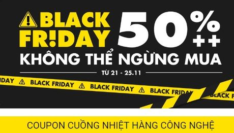 Black Friday: Phat hien nhieu chieu tro giam gia ao cua cac doanh nghiep - Anh 1