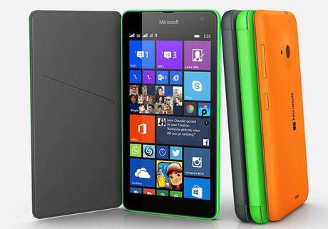 Lumia 535 giam gia con 1.190.000 dong - Anh 1
