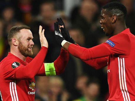 MU lap ky luc moi duoi trieu dai Mourinho - Anh 1