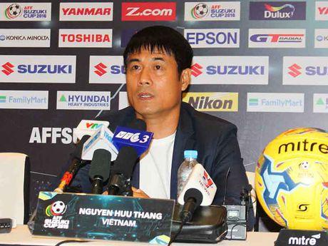 Viet Nam doi ke hoach chuan bi cho tran ban ket AFF Cup - Anh 1