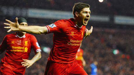 Quay lai qua khu, Steven Gerrard co chon MU - Anh 3