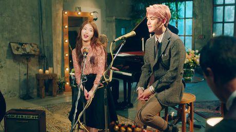 Baekhyun va Suzy lan dau bieu dien 'Dream' tai MAMA 2016 - Anh 1