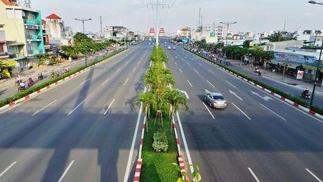 Hon 2.500 ty dong lam 2,7 km duong vanh dai 2 tai TP.HCM - Anh 1