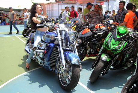 Le hoi moto lon nhat Viet Nam chuan bi khai man - Anh 1