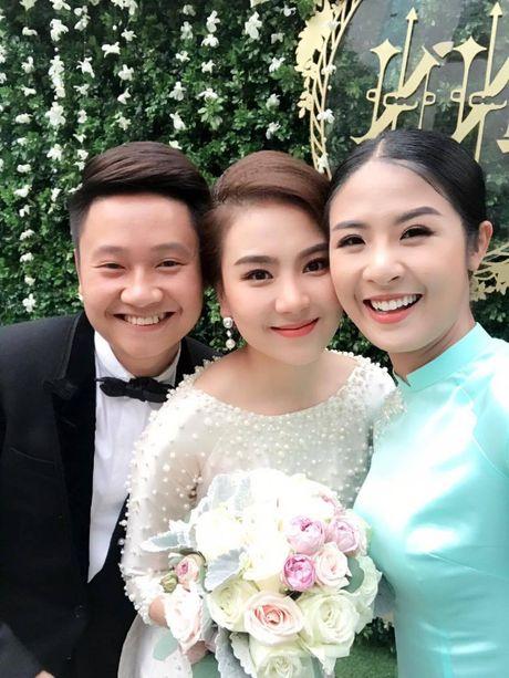 Ngoc Han lam phu dau cho MC Mai Ngoc - Anh 2
