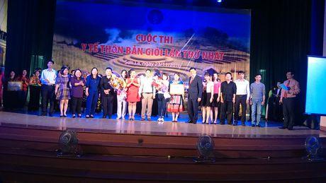 Chung khao cuoc thi 'Y te thon ban gioi lan thu nhat' nam 2016 - Anh 2