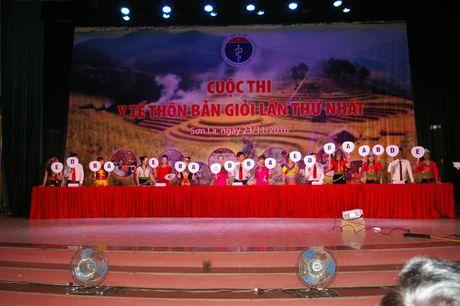 Chung khao cuoc thi 'Y te thon ban gioi lan thu nhat' nam 2016 - Anh 7