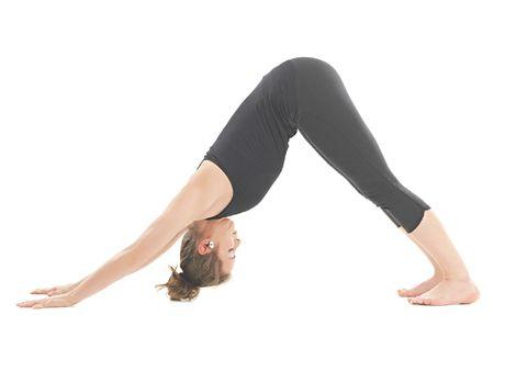 Tu the yoga cho dan van phong (P1) - Anh 1