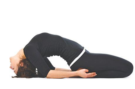Tu the yoga cho dan van phong (P1) - Anh 2