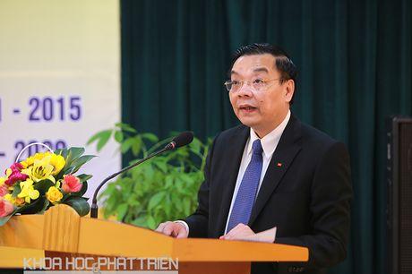 Bo KH&CN va Trung uong Doan cung ho tro thanh nien khoi nghiep - Anh 1