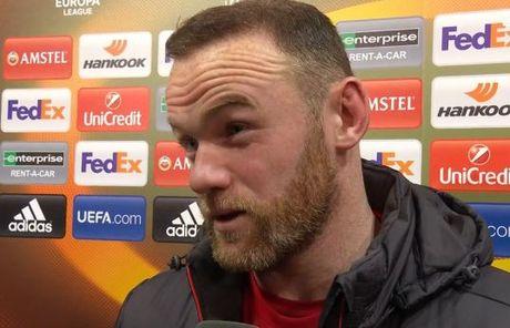Rooney noi doa sau tran thang dam cua MU - Anh 1