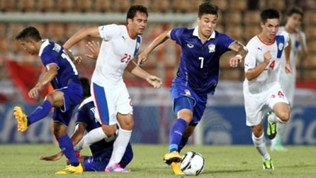 Link xem truc tiep Philippines vs Thai Lan, AFF Cup 2016 - Anh 1