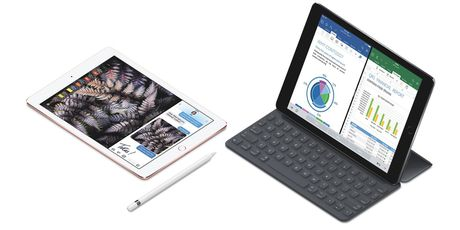 Apple chuan bi ra mat iPad co 10,5 inch - Anh 1