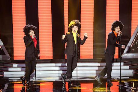 Khoi dau uoc mo: Michael Jackson 'ket hop' cung Wonder Girls gay sot - Anh 3