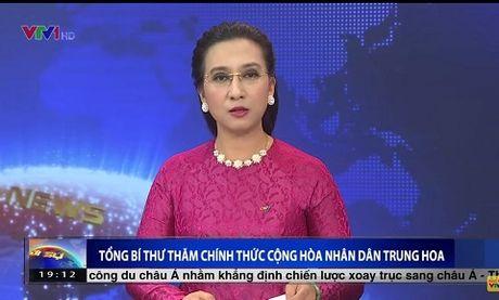 BTV Van Anh: Chong mung vi khong phai cho com vo den hoa mat - Anh 1