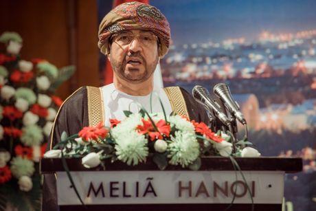 Ky niem Quoc khanh Vuong quoc Oman lan thu 46 - Anh 2