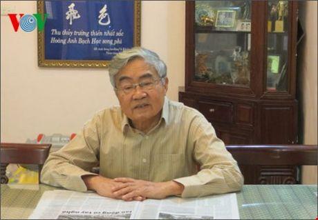 Giao su Pham Minh Hac: O at tuyen sinh tien si se khong co chat luong - Anh 1