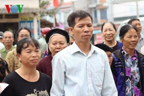 Xet xu cuu cong an, kiem sat vien gay an oan ong Nguyen Thanh Chan - Anh 1