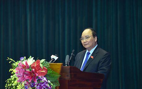 Thu tuong tra loi nhieu kien nghi cua cu tri Hai Phong - Anh 1