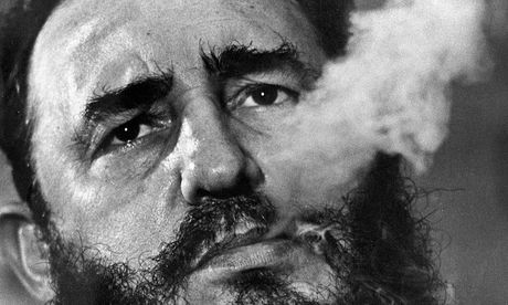 Nhung hinh anh an tuong nhat ve Nha cach mang Fidel Castro - Anh 1