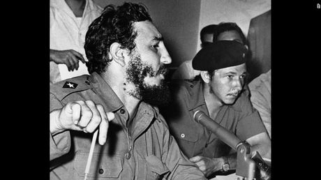 Nhung hinh anh an tuong nhat ve Nha cach mang Fidel Castro - Anh 5