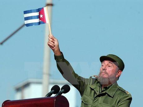 Lanh dao the gioi ca ngoi nhung dong gop cua lanh tu Fidel - Anh 1