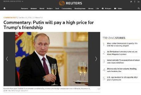 Phuong Tay: Tong thong Nga Putin da gap may - Anh 1