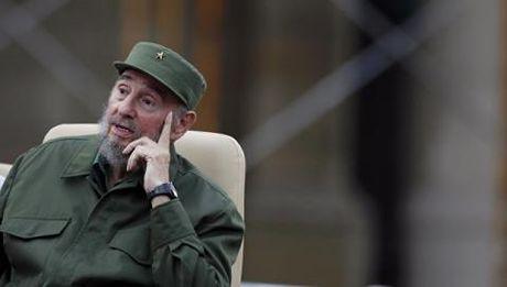 Bao Nga nho nha lanh dao Fidel Castro - Anh 1