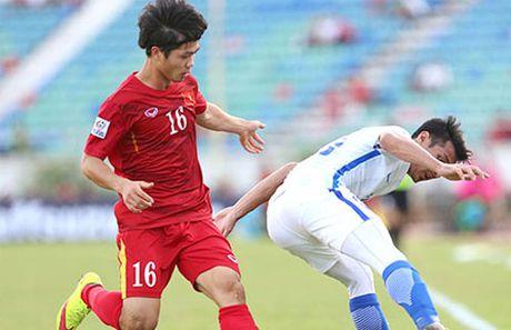 Bo Cong Phuong khong am uc khi con trai phai ngoi du bi - Anh 1