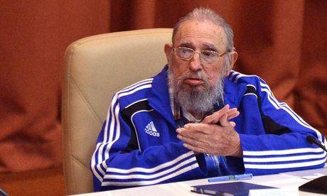 Huyen thoai Fidel Castro qua doi o tuoi 90 - Anh 1