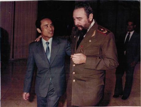 'Nguoi con nuoi Viet Nam' it nguoi biet cua Fidel Castro - Anh 1