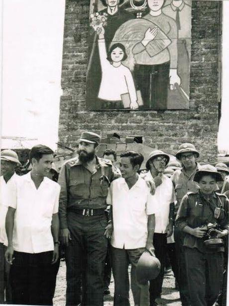 'Nguoi con nuoi Viet Nam' it nguoi biet cua Fidel Castro - Anh 2