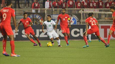 Indonesina cho doi dau Viet Nam tai ban ket AFF Cup 2016 - Anh 1