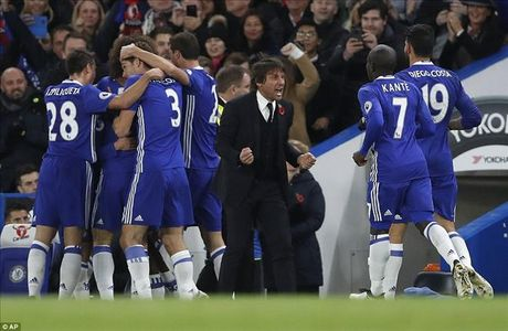 Nhan dinh va du doan tran Chelsea vs Tottenham Hotspur, 00h30 ngay 27/11 - Anh 1