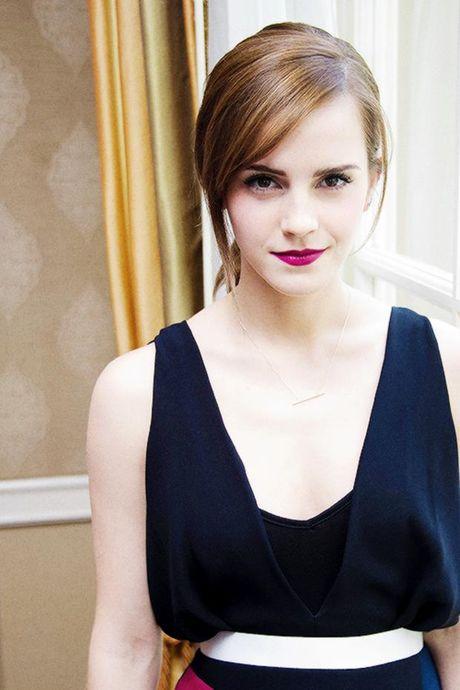 Emma Watson - Cang lon cang xinh dep - Anh 10