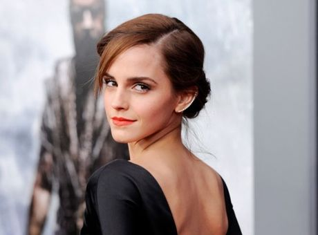 Emma Watson - Cang lon cang xinh dep - Anh 1