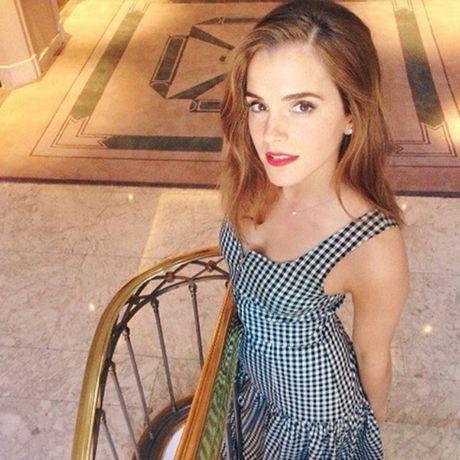 Emma Watson - Cang lon cang xinh dep - Anh 4