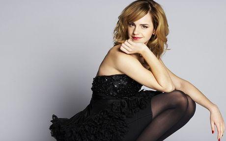 Emma Watson - Cang lon cang xinh dep - Anh 7
