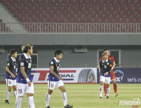 Que Ngoc Hai khien 'Messi Campuchia' tat dien nhu the nao? - Anh 3