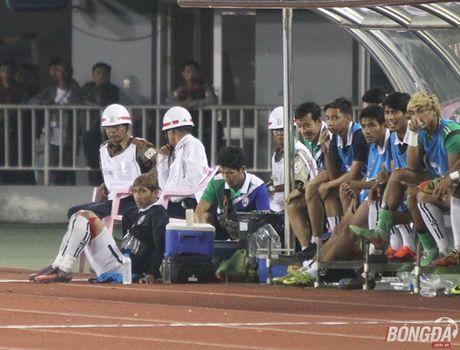 Que Ngoc Hai khien 'Messi Campuchia' tat dien nhu the nao? - Anh 7