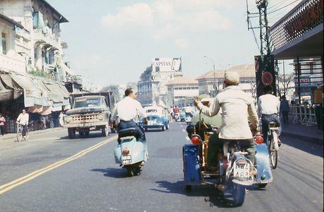 Sai Gon nam 1967-1968 trong anh cua Dave De Milner (1) - Anh 9