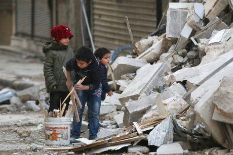 Tinh canh khon kho cua nguoi dan Aleppo trong chien tranh - Anh 5