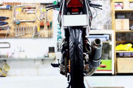 Honda Sonic 150R do 'dan chan' doc nhat Viet Nam - Anh 7