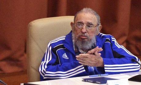 Hinh anh dang nho ve lanh tu Cuba Fidel Castro - Anh 13